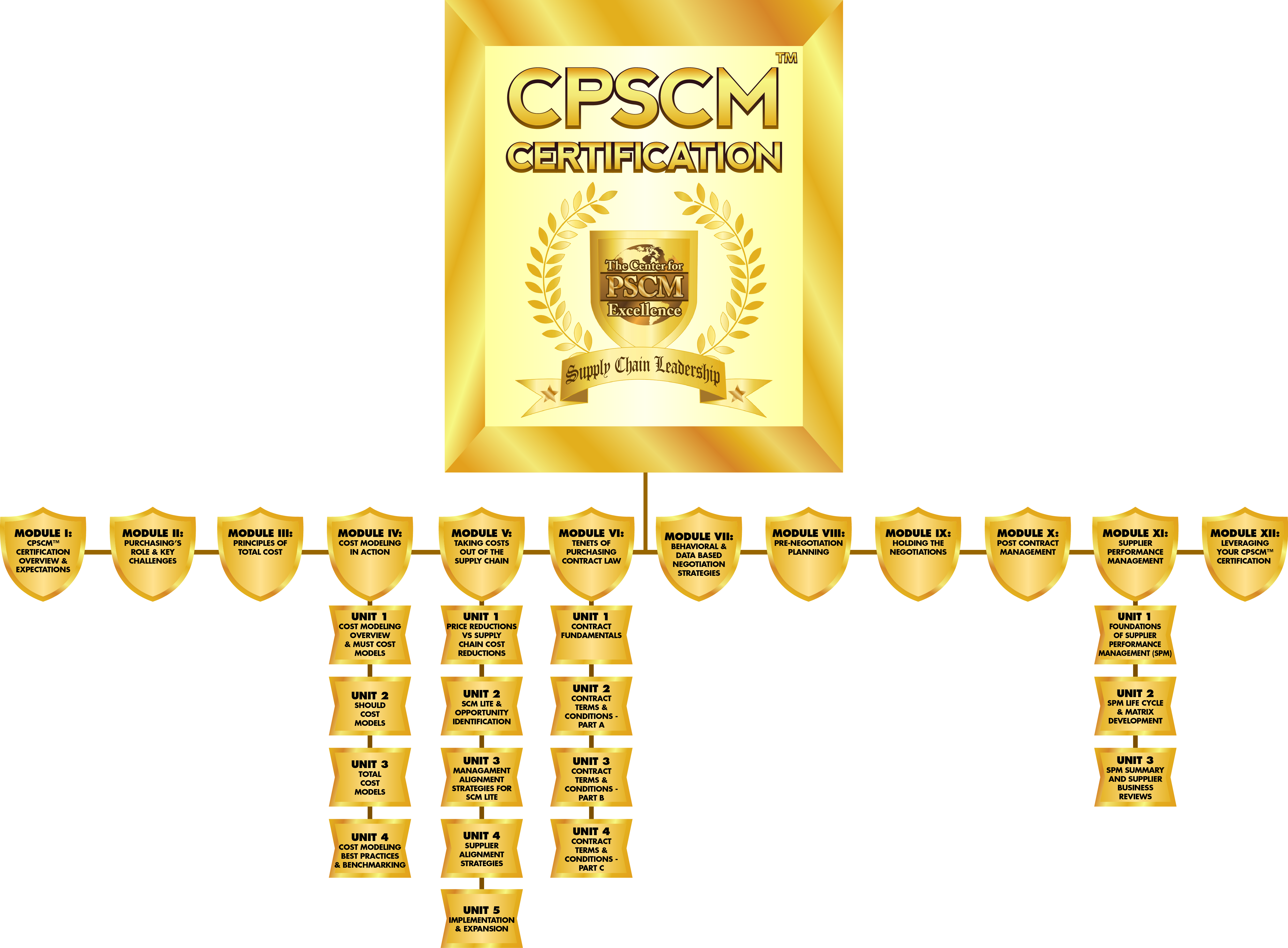 Certification Purchasing Supply Chain Management Online